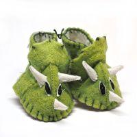 Triceratops bootie