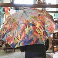 Bird of paradise umbrella