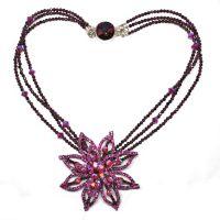 Pink Sparkle necklace