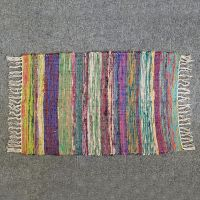 Hand-made silk rug number two