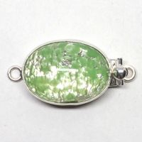 Dappled forest clasp