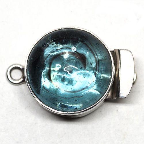 Aqua wave clasp