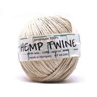 2 mm hemp twine