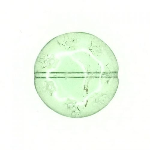 13 mm round Czech glass discs