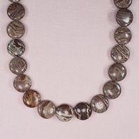 Fancy jasper round beads